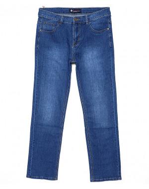 8553 Disvocas джинсы мужские батальные классические весенние стрейчевые (32-40, 8 ед.)