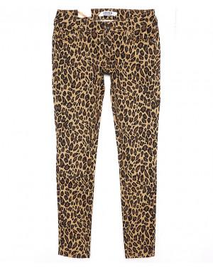 1528 Gourd джинсы женские леопардовые весенние стрейчевые (25-28, 6 ед.)