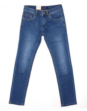 120133-X LS джинсы мужские молодежные весенние стрейчевые (28-34, 7 ед.)