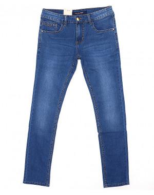 120132-X LS джинсы мужские молодежные весенние стрейчевые (28-34, 7 ед.)