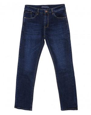 0211 G-Max джинсы мужские батальные классические весенние стрейчевые (32-42, 8 ед.)
