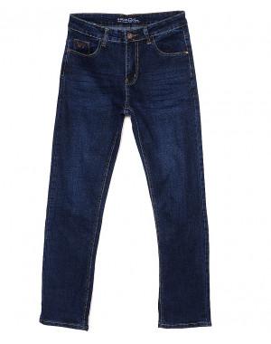 0210 G-Max джинсы мужские батальные классические весенние стрейчевые (32-38, 8 ед.)