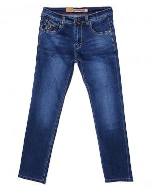 9043 Baron джинсы мужские батальные классические весенние стрейчевые (32-38, 8 ед.)