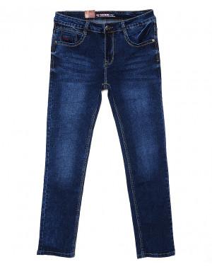 0309 Baron джинсы мужские батальные классические весенние стрейчевые (32-38, 8 ед.)