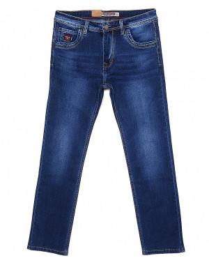9035 Baron джинсы мужские батальные классические весенние стрейчевые (34-38, 8 ед.)