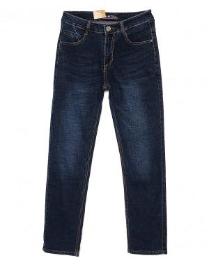 0197 G-Max джинсы мужские батальные классические весенние стрейчевые (32-38, 8 ед.)