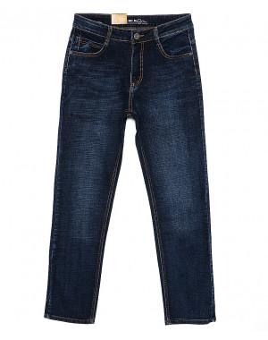 0196 G-Max джинсы мужские батальные классические весенние стрейчевые (32-40, 8 ед.)
