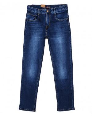 8012 Pycc-Up джинсы мужские батальные классические весенние стрейчевые (32-42, 8 ед.)