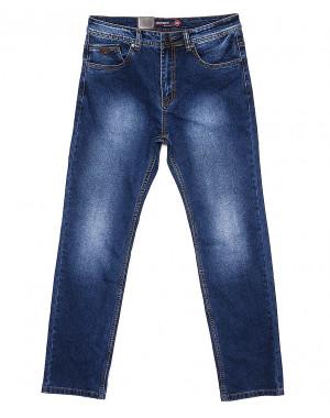2883 Crossnese джинсы мужские батальные весенние стрейчевые (32-42, 8 ед.)