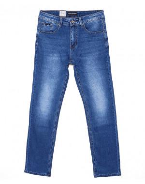 6790 Pagalee джинсы мужские батальные классические весенние стрейч-котон (32-42, 8 ед.)