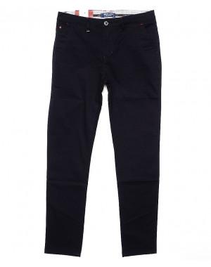 0007-7C (HD07-7C) H&Dilesel брюки мужские батальные зауженные весенние стрейчевые (32-36, 10 ед.)
