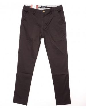 0003-2B (HD03-2B) H&Dilesel брюки мужские зауженные весенние стрейчевые (30-38, 10 ед.)
