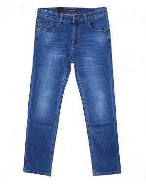 6776 Pagalee джинсы мужские батальные классические весенние стрейчевые (32-38, 8 ед.)