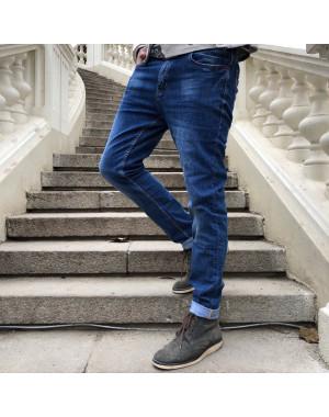 8078 Resalsa джинсы мужские зауженные весенние стрейчевые (30-4, 4 ед.)