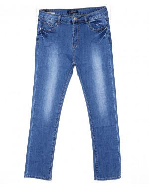 1259 Lady N джинсы женские батальные весенние стрейчевые (32-42, 6 ед.)