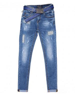 6013 Dknsel джинсы женские стильные весенние стрейчевые (25-30, 6 ед.)