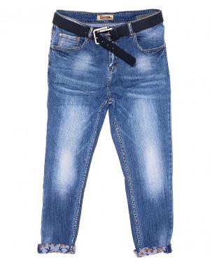5216 Dicesil джинсы женские батальные с теркой весенние стрейчевые (31-38, 6 ед.)