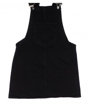 0022-2728 black Xray сарафан джинсовый черный весенний котоновый (34-40, евро, 6 ед.)