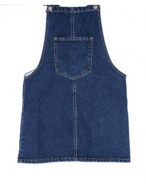 0022-2731 blue Xray сарафан джинсовый синий весенний котоновый (34-40, евро, 6 ед.)