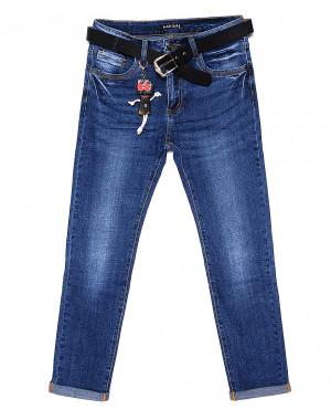 0010 (Z-10) Lan Bai джинсы батальные весенние стрейчевые (31-38, 6 ед.)