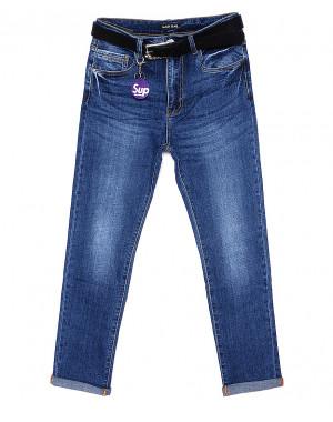 0007 (Z-07) Lan Bai джинсы батальные весенние стрейчевые (32-42, 6 ед.)