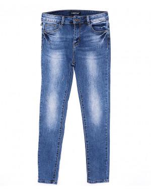 1254 Lady N джинсы женские батальные зауженные весенние стрейчевые (28-33, 6 ед.)