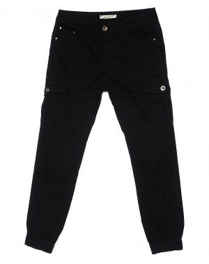 0282 Gallop брюки мужские на манжете с боковыми карманами весенние стрейчевые (29-35, 6 ед.)