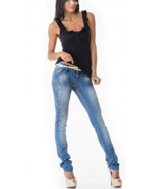 0162 Legend (25-29, 5 ед.) джинсы женские весенние стрейчевые