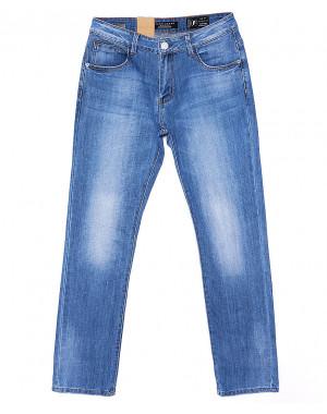 2085 Fang джинсы мужские с теркой весенние стрейч-котон (30-38, 8 ед.)