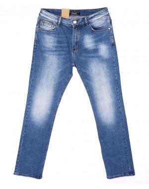 2079 Fang джинсы мужские с теркой весенние стрейч-котон (30-38, 8 ед.)
