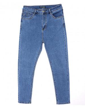 8222-3 Victory.C джинсы женские батальные зауженные весенние стрейчевые (30-36, 6 ед.)