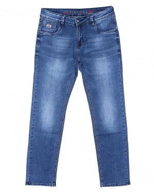 8070 Fangsida джинсы мужские батальные весенние стрейчевые (32-38, 8 ед.)