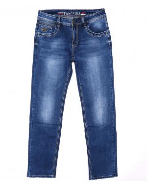 8066 Fangsida джинсы мужские батальные классические весенние стрейчевые (32-38, 8 ед.)