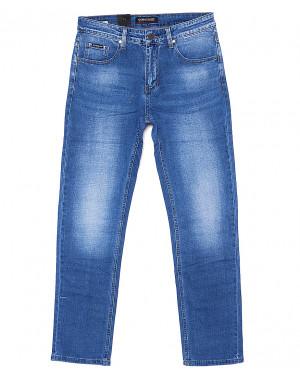 9761 Dsqatard джинсы мужские батальные с теркой весенние стрейчевые (32-40, 8 ед.)