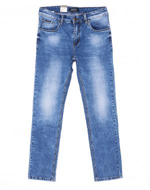0759 Virsacc джинсы мужские батальные с теркой весенние стрейчевые (32-38, 8 ед.)