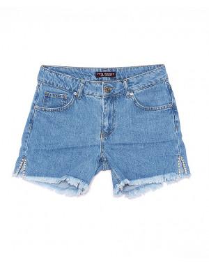 1161 Buz Mavi Its Basic шорты джинсовые женские котоновые (34-40, евро, 5 ед.)