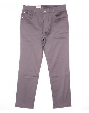 9004-D LS брюки мужские батальные серые весенние стрейчевые (34-44, 8 ед.)