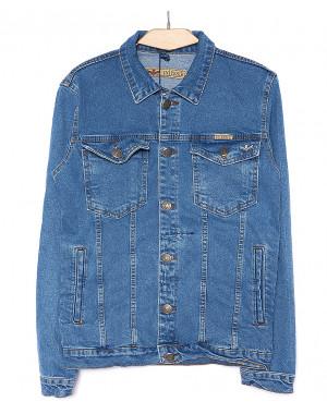 8011-1 In Yesir куртка джинсовая мужская весенняя котоновая (S-XXL, 6 ед.)