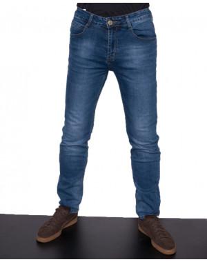 2558 Viman джинсы мужские зауженные весенние стрейчевые (29-38, 10 ед.)