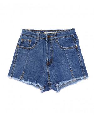 A 0079 (A79) Relucky шорты джинсовые женские стрейчевые (25-30, 6 ед)
