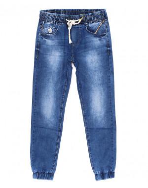 8116 Fangsida джинсы на мальчика на резинке летние стрейч-котон (26-33, 8 ед.)