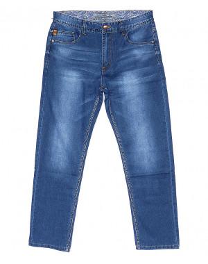 3019 Fangsida джинсы мужские батальные летние стрейч-котон (36-43, 8 ед.)