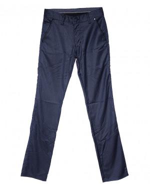 0828 baskili Big Rodoc брюки мужские синие весенние стрейч-котон (30-36, 7 ед.)