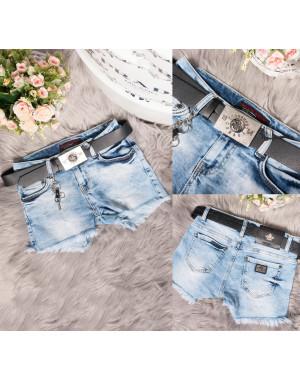 0770 Dsquared шорты джинсовые женские стрейчевые (26-30, 5 ед.)