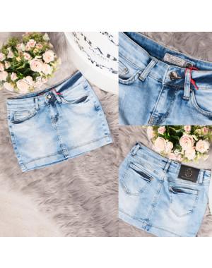 0774 Dolce Gabbana юбка джинсовая стрейчевая (26-30, 5 ед.)