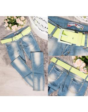 10288 Dsquared джинсы женские с теркой весенние стрейчевые (25,25,26,26,26,28,29, 7 ед.)