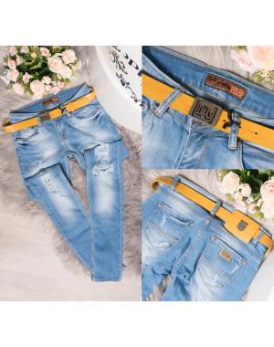 0494 Dolce Gabbana джинсы женские зауженные весенние стрейчевые (26-30, 5 ед.)