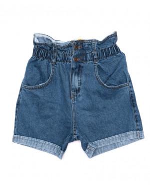 1750 X шорты женские на резинке и пуговицах (25-30, 4 ед.)