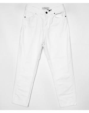 0812 Happy Pink джинсы мом белые коттон (34-44, евро норма, 8 ед.)