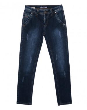 6069 Bagrbo джинсы мужские молодежные с царапками осенние стрейчевые (27-34, 8 ед.)
